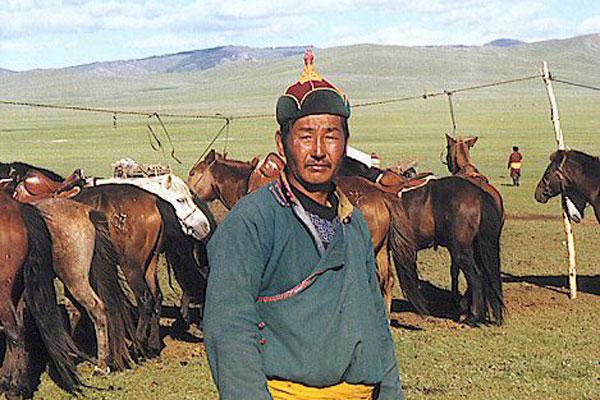 Mongolian Horse Guru.